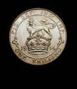 George V Shilling 1914 Reverse