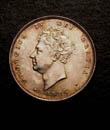 George IV Shilling 1825 Obverse