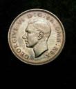 George VI Shilling 1937 Obverse
