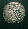 James II Shilling 1687 Obverse