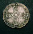 James II Shilling 1687 Reverse
