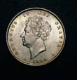 George IV Shilling 1826 Obverse