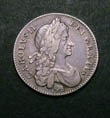 Charles II Shilling 1666 Obverse