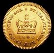 George III Third Guinea 1806 Reverse