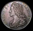 George II Crown 1741 Obverse