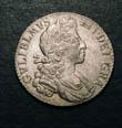William III Shilling 1700 Obverse