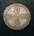 William III Shilling 1700 Reverse