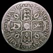 Charles II Crown 1676 Reverse