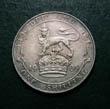 Edward VII Shilling 1905 Reverse