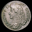 James II Crown 1687 Obverse