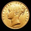 Victoria Gold Sovereign 1874 Obverse