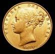 Victoria Gold Sovereign 1874 Obverse