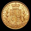 Victoria Gold Sovereign 1874 Reverse