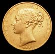 Victoria Gold Sovereign 1842 Obverse