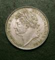 George IV Shilling 1821 Obverse