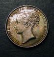 Victoria Shilling 1839 Obverse