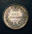 Victoria Shilling 1839 Reverse