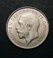 George V Shilling 1921 Obverse