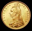 Victoria Gold ½ Sovereign 1887 Obverse