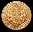Elizabeth II Gold Sovereign 1989 Reverse