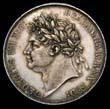 George IV Crown 1821 Obverse