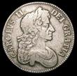 Charles II Crown 1679 Obverse