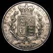 Victoria Crown 1845 Reverse
