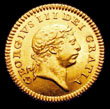 George III Third Guinea 1804 Obverse
