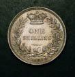 Victoria Shilling 1853 Reverse