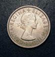 Elizabeth II Florin 1967 Obverse