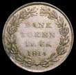 George III Bank Token 1/6 1814 Reverse