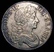 Charles II Crown 1679 Obverse