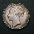 Victoria Shilling 1842 Obverse