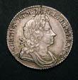George I Shilling 1721 Obverse