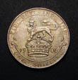 Edward VII Shilling 1906 Reverse