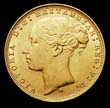 Victoria Gold Sovereign 1879 Obverse
