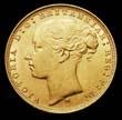 Victoria Gold Sovereign 1879 Obverse