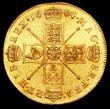 Charles II 5 Guineas 1684 Reverse