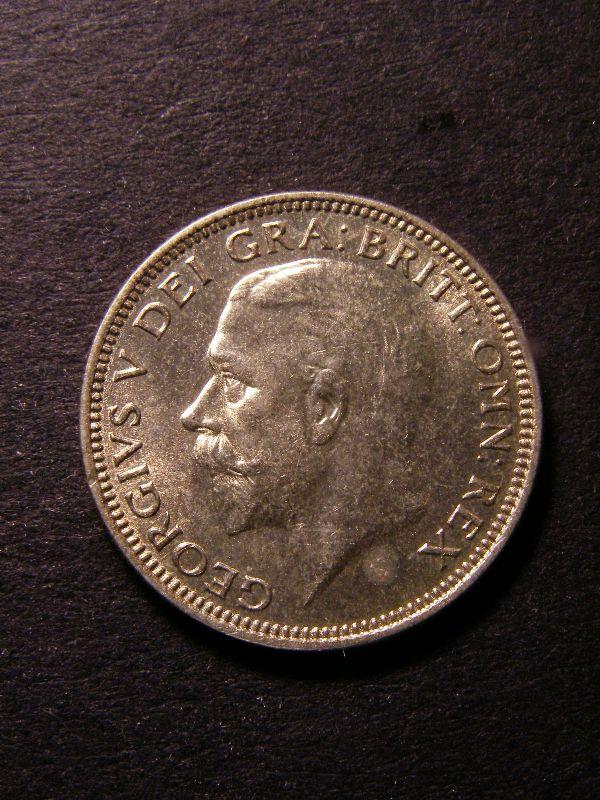 Shilling 1936 George V. Standard type - Obverse