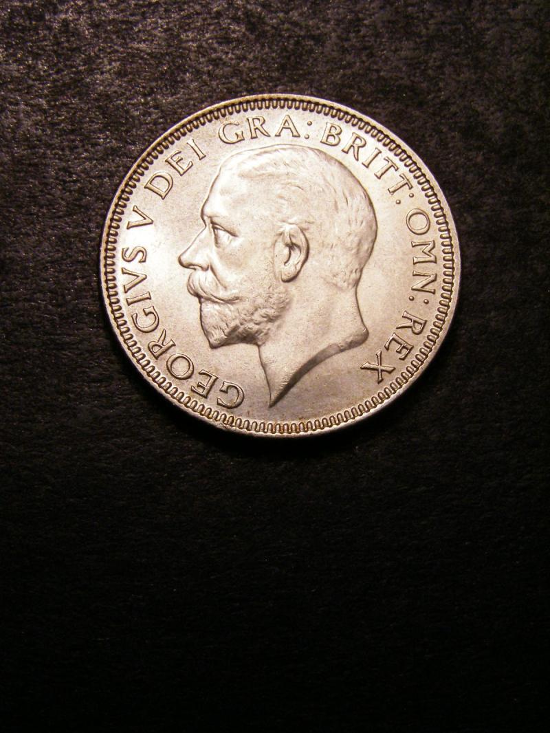 Shilling 1933 George V. Standard type - Obverse