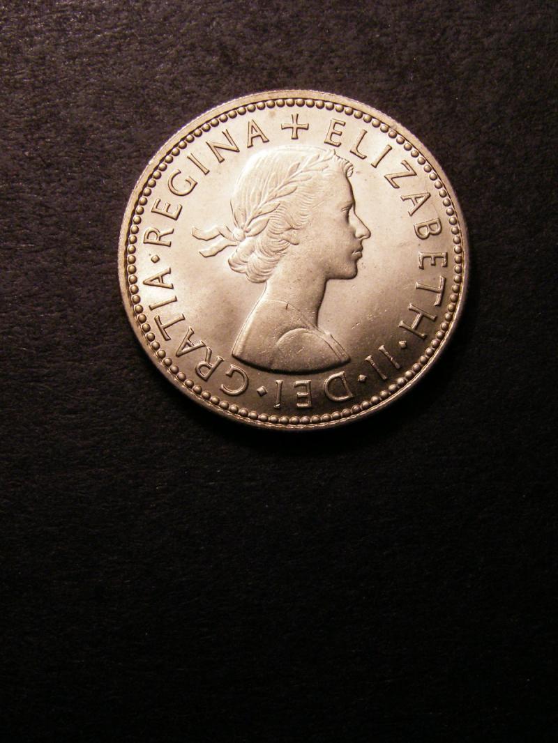 Shilling 1963 Elizabeth II. English - Obverse