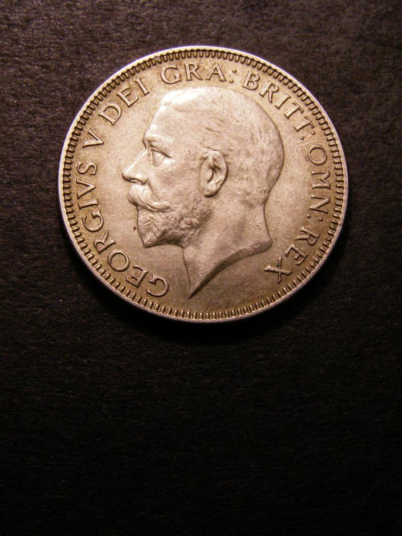 Shilling 1932 George V. Standard type - Obverse
