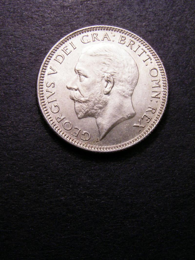 Shilling 1928 George V. Standard type - Obverse