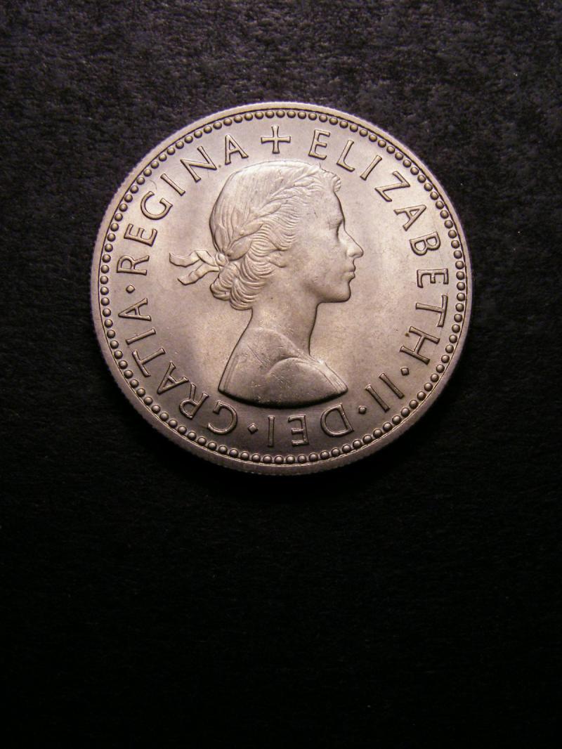 Shilling 1962 Elizabeth II. English - Obverse