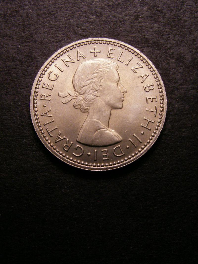 Shilling 1963 Elizabeth II. Scottish - Obverse
