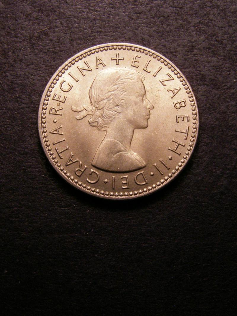 Shilling 1966 Elizabeth II. English - Obverse