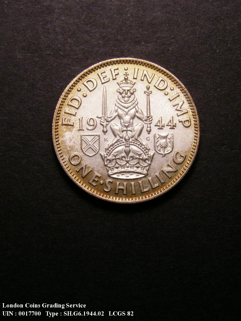 Shilling 1944 George VI. Scottish - Reverse